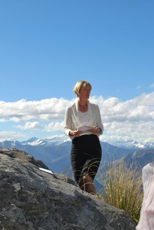 Photo of Kathryn Omond - Queenstown Marriage Celebrant