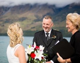 Eva & Stuart - Glenorchy Wedding
