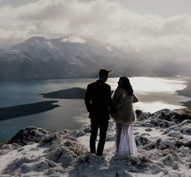 Alana & Louis - Wedding Celebrant Blog Queenstown